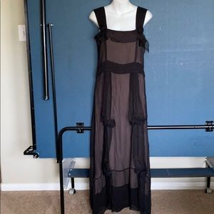 Nataya  Bohemian style bridesmaid dress size small